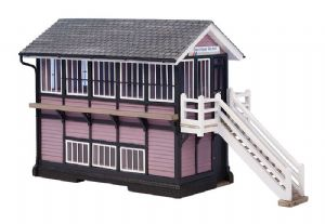 Scenecraft 44-0074  Downham Market Signal Box